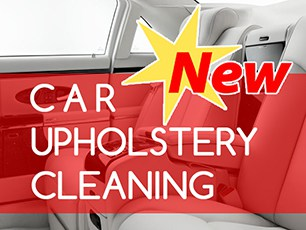 Car cleaning banner