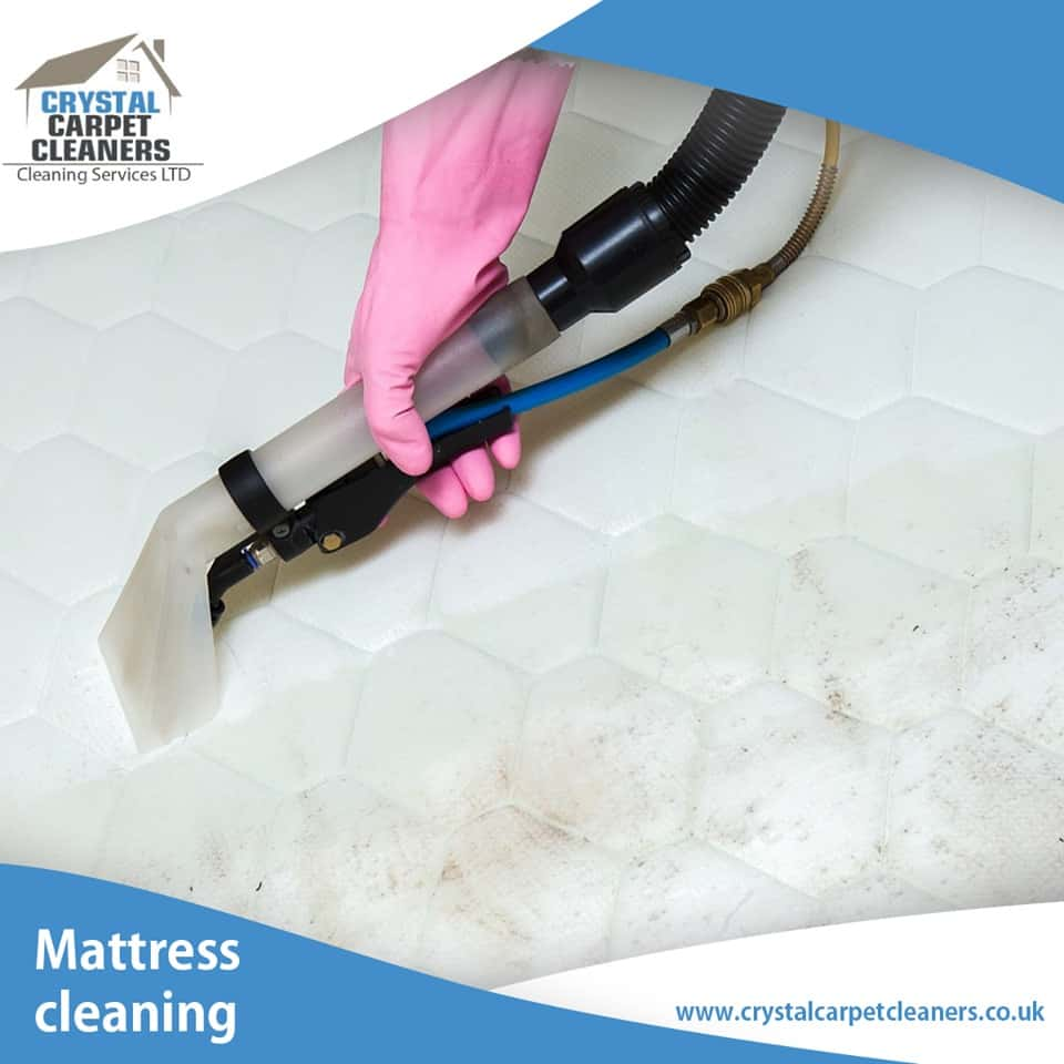 Dry cleaning mattresses London